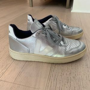 Veja Silver Sneakers
